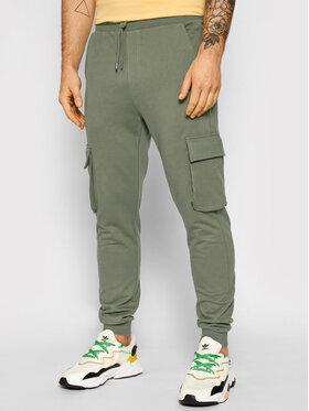 Only & Sons ONLY & SONS Spodnie dresowe Kian 22019485 Zielony Regular Fit