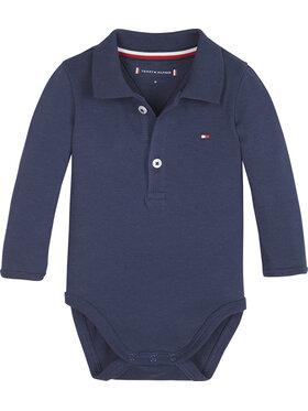 TOMMY HILFIGER TOMMY HILFIGER Smėlinukai Baby Polo Body Giftbox KN0KN01125 Regular Fit
