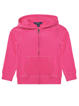 Polo Ralph Lauren Polo Ralph Lauren Sweatshirt Fz 312833560001 Rosa Regular Fit