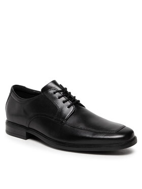 Clarks Clarks Chaussures basses Howard Apron 261621777 Noir