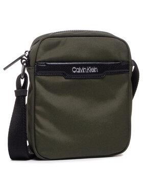 Calvin Klein Calvin Klein Мъжка чантичка Reporter S K50K505898 Зелен