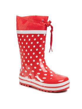 Playshoes Playshoes Kalosze 181767 M Czerwony