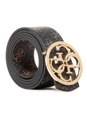 Guess Guess Dámský pásek Tyren Belts BW7416 VIN40 Hnědá