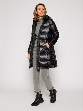 Calvin Klein Calvin Klein Vatovaná bunda Lofty K20K202313 Čierna Regular Fit