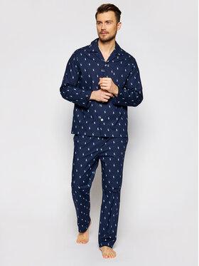 Polo Ralph Lauren Polo Ralph Lauren Pizsama Sst 714753028009 Sötétkék