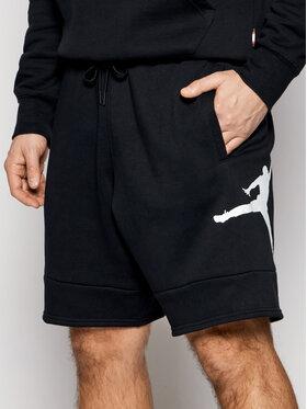 Nike Nike Szorty sportowe Jordan Jumpman Air CK6707 Czarny Standard Fit