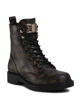 Guess Guess Ορειβατικά παπούτσια Talisi FL7TAI FAL10 Καφέ
