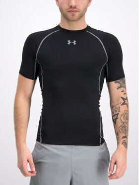 Under Armour Under Armour T-shirt 1257468 Crna Slim Fit