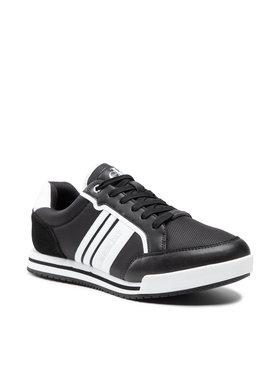 Calvin Klein Jeans Calvin Klein Jeans Сникърси Low profile Sneaker Laceup Pu-Ny YM0YM00027 Черен