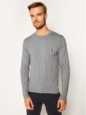 Tommy Hilfiger Tommy Hilfiger Пуловер Modern Essential MW0MW15476 Сив Regular Fit