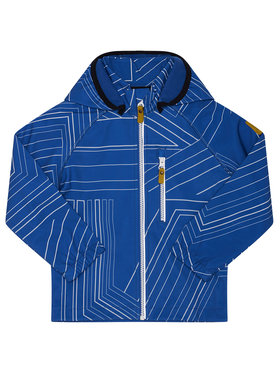 Reima Reima Nepremokavá bunda 521569 Modrá Regular Fit