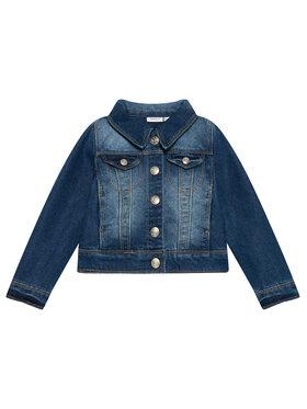 NAME IT NAME IT Jeansová bunda 13141427 Modrá Regular Fit