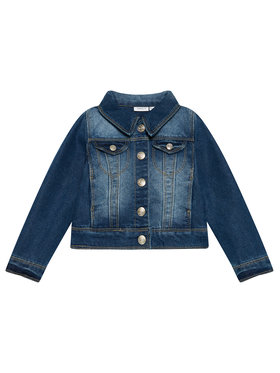 NAME IT NAME IT Kurtka jeansowa 13141427 Niebieski Regular Fit
