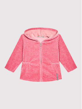 United Colors Of Benetton United Colors Of Benetton Bluza 3HKMC5004 Różowy Regular Fit