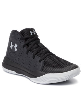 Under Armour Under Armour Chaussures Ua Gs Jet 2019 3022121-001 Noir