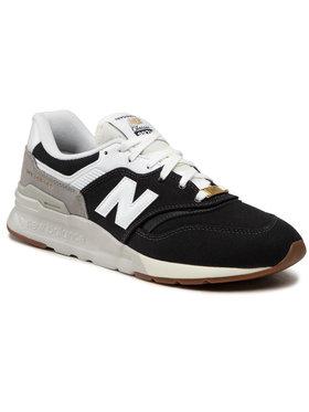 New Balance New Balance Sneakersy CM997HHC Čierna
