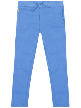 Polo Ralph Lauren Polo Ralph Lauren Melegítő alsó Fleece Leggi 312698768 Kék Regular Fit