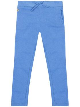 Polo Ralph Lauren Polo Ralph Lauren Spodnie dresowe Fleece Leggi 312698768 Niebieski Regular Fit