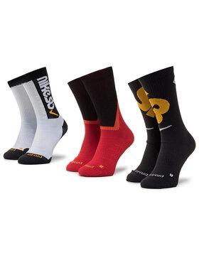 NIKE NIKE Комплект 3 чифта дълги чорапи мъжки CQ0325 902 Черен