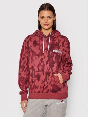 Ellesse Ellesse Sweatshirt Noreo SGK12429 Bordeaux Regular Fit