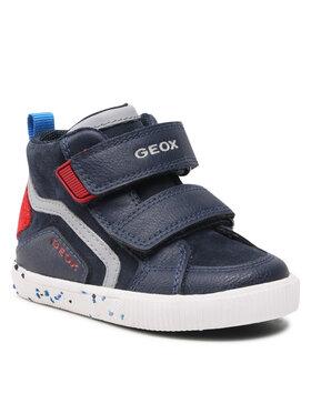 Geox Geox Sneakersy B Kilwi Boy C B04A7C 022ME C0735 M Granatowy