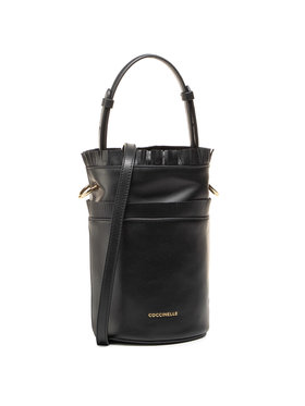 Coccinelle Coccinelle Дамска чанта H74 Jude Frangette E1 H74 23 02 01 Черен