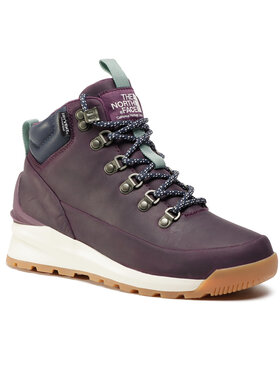 The North Face The North Face Trekkingschuhe Back-To-Berkeley Mid Wp NF0A4AZFV591 Violett