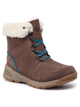 Columbia Columbia Śniegowce Maragal Wp BL0810 Brązowy
