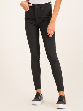 Levi's® Levi's® Jeans Mile High 22791-0052 Nero Super Skinny Fit