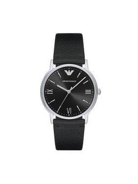 Emporio Armani Emporio Armani Часовник Kappa AR11013 Черен