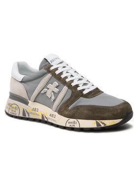 Premiata Premiata Sneakersy Lander 5195 Szary