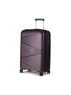Puccini Puccini Valise rigide taille moyenne Victoria PP019B Violet