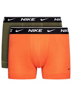 Nike Nike Komplektas: 2 poros trumpikių Everyday 0000KE1085 Spalvota