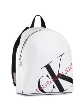 Calvin Klein Jeans Calvin Klein Jeans Kuprinė Round BP35 K60K606855 Balta
