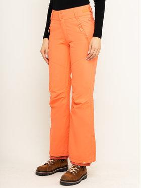 Roxy Roxy Сноуборд панталони Winterbreak ERJTP03090 Розов Straight Fit