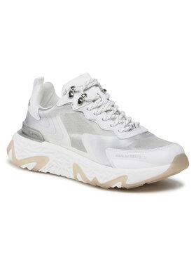 KARL LAGERFELD KARL LAGERFELD Sneakers KL62410 Weiß