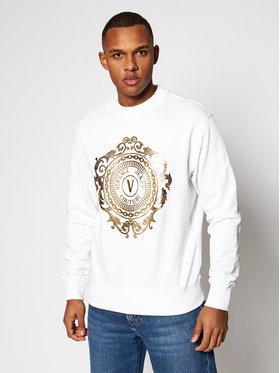 Versace Jeans Couture Versace Jeans Couture Majica dugih rukava B7GWA73F Bijela Regular Fit