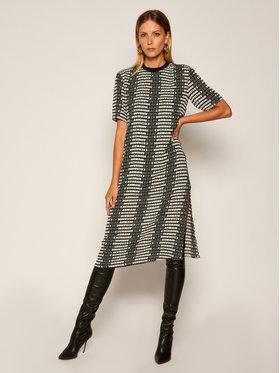 Armani Exchange Armani Exchange Kasdieninė suknelė 6HYA17 YND4Z 7254 Juoda Regular Fit