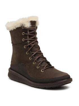 Merrell Merrell Čizme za snijeg Trembland Ezra Lace Polar Wp J99074 Smeđa