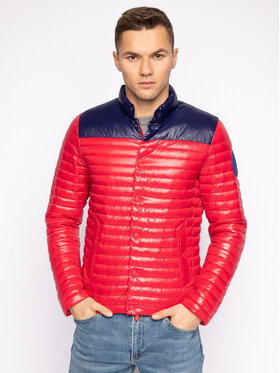 Save The Duck Save The Duck Giubbotto piumino D3852M LUCKX Rosso Regular Fit