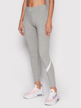Nike Nike Leginsai Sportswear Essential CZ8530 Pilka Slim Fit