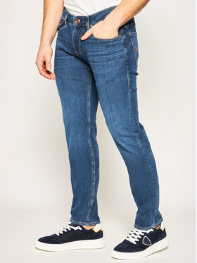Joop! Jeans Joop! Jeans Slim fit džínsy 15 JJD-03Stephen 30020527 Tmavomodrá Slim Fit