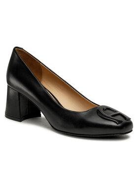 Aigner Aigner Обувки Grazia 13B 1211230 Черен
