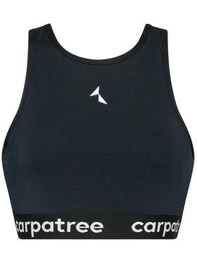 Carpatree Carpatree Biustonosz sportowy Crossback C-CBB Czarny
