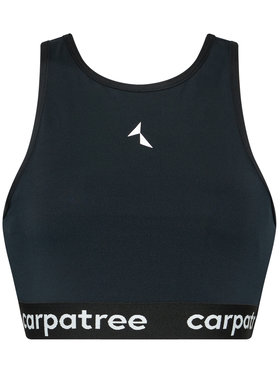 Carpatree Carpatree Спортен сутиен Crossback C-CBB Черен