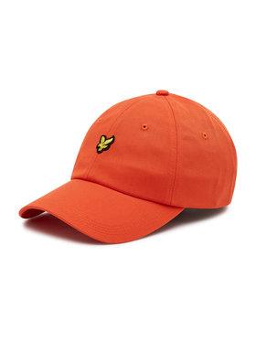 Lyle & Scott Lyle & Scott Casquette Baseball Cap HE906A Orange