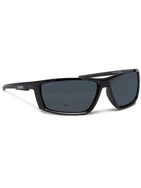 Uvex Uvex Okulary przeciwsłoneczne Sportstyle 310 S5320752216 Czarny