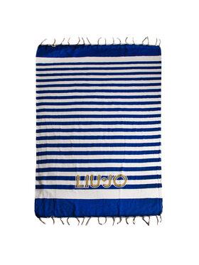 Liu Jo Liu Jo Beachwear Ręcznik V19113 T0300 Niebieski
