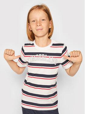 Timberland Timberland T-Shirt T25Q76 D Έγχρωμο Regular Fit
