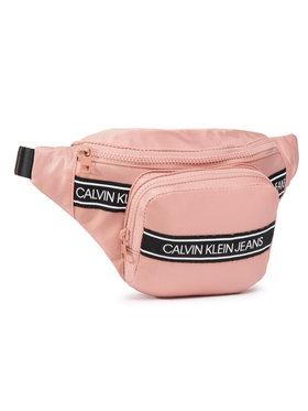 Calvin Klein Jeans Calvin Klein Jeans Rankinė ant juosmens Institutional Logo Waistpack IU0IU00154 Rožinė